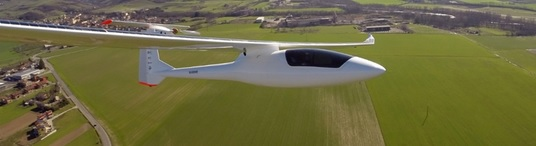 Sunseeker Duo Powered Test Flights